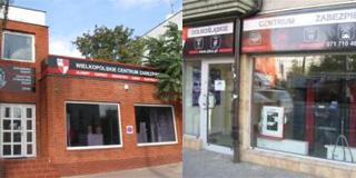 Centrum zabezpieczeń Poznań i Wrocław